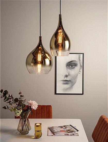 Ha Ngelampe Glas Present Time Hangelampe Glas Lampe Hange Lampe