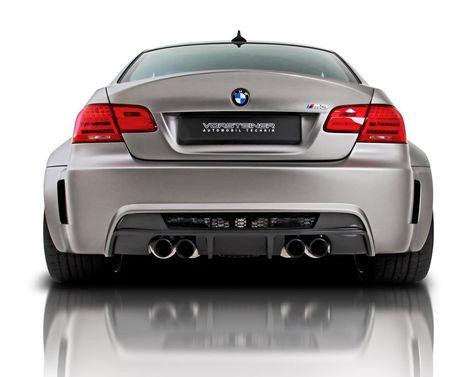 Vorsteiner 2011 M3 GTRS3 Coupe - Nice BMW Ass :D
