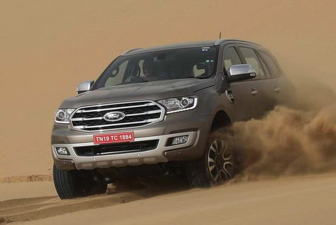 Ford India Has Updated Its Offering In The Premium Suv Segment With The Introductionof The New Ford Endeavour The Suv Is Now A Ford Endeavour Ford Toyota Cars