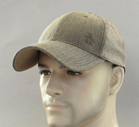 dd6c5d0d63cbd Original Penguin By Munsingwear Hat Baseball Cap Golf Ball L Xl Brown