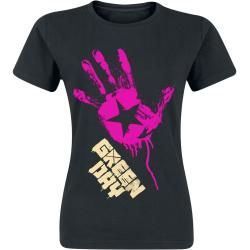 Green Day Star Hand T-ShirtEmp.de