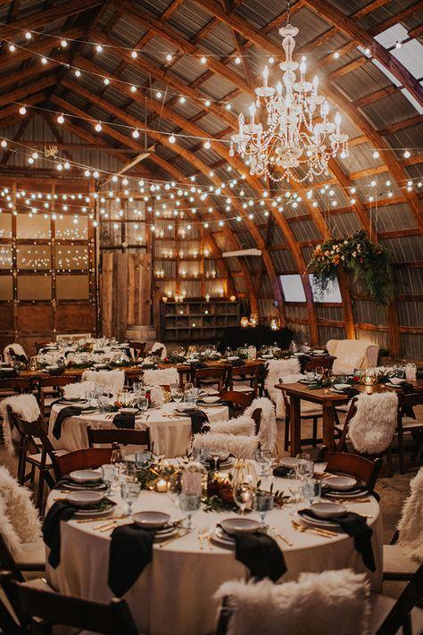 7 Stunning and Cozy Winter Wedding Ideas | Junebug Weddings