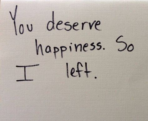 You deserve happiness. So i left. I'm currently addicted to this six word story thing. 6 Word Stories, Six Word Story, The Words, Mood Quotes, True Quotes, Pretty Words, Quote Aesthetic, Writing Prompts, Love You