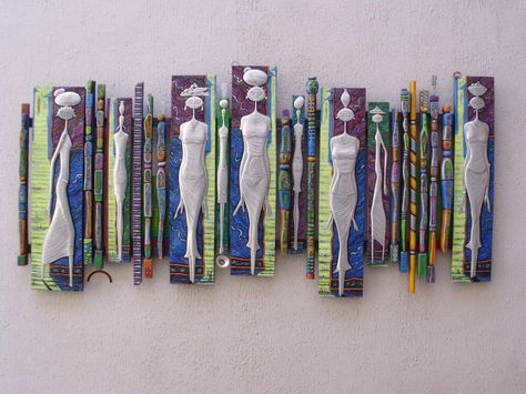 See | Peter Akinwumi: Second most expensive art work at the Lagos TerraKulture Art Auction,2012./Title: Big Market Day.