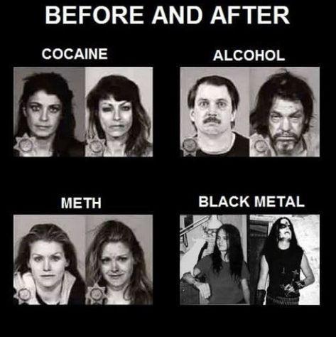 17 Metal Memes That'll Make You Wanna Hail Satan - Memebase - Funny Memes