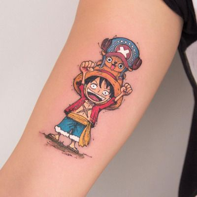 Tatuajes De One Piece