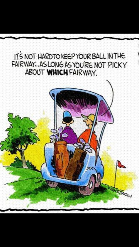 Funny Golf Pictures Humor : funny, pictures, humor, Cartoons, Ideas, Golf,, Humor,, Quotes
