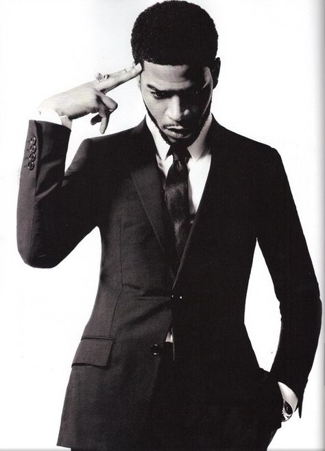 Kid Cudi + Suit = Drool...I need to look no more, I'm sold!