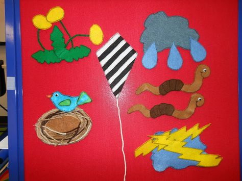 Storytime with Miss Tara and Friends: Hooray for Springtime