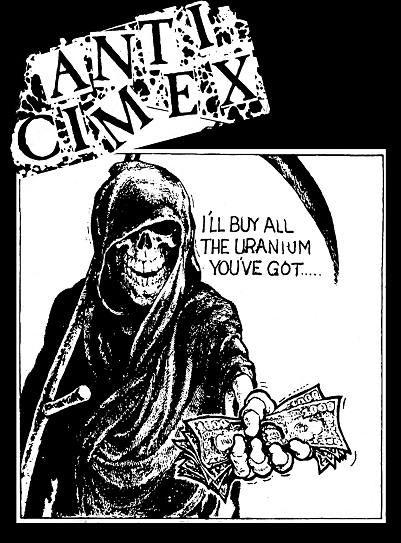 Anti Cimex Velvet Glove Punk Bands Iron Fist