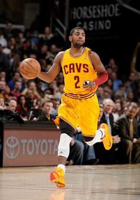 Kyrie Irving Cleveland