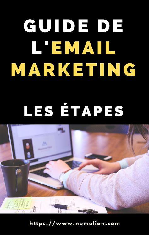 Guide de l'Email marketing – Les emails ne sont pas finis