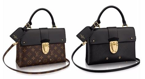 1b321d390f63 Louis Vuitton One Handle Flap Bag MM via Louis Vuitton