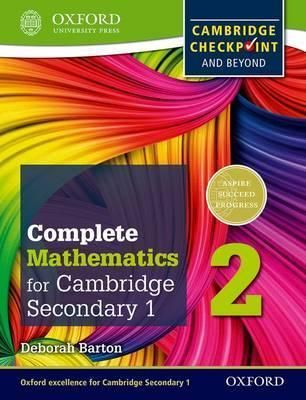 Pdf Download Complete Mathematics For Cambridge Lower Secondary 2