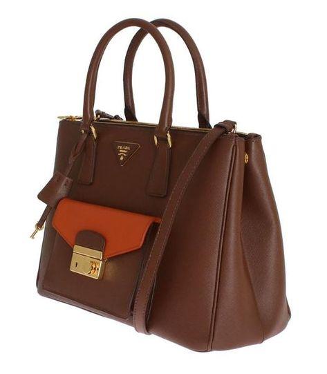 d050503844158d PRADA Saffiano Lux Bag BN2674 NZV F0QER00 | Handbags & Purses ...