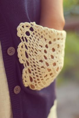 innovart en crochet: ¡Con amor al crochet!