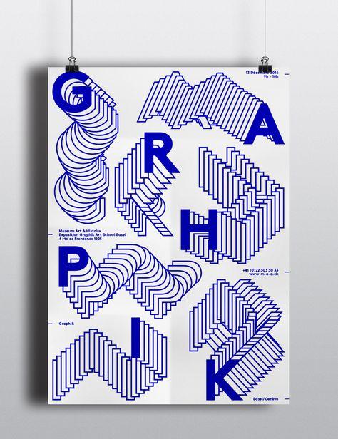 Poster – Graphik