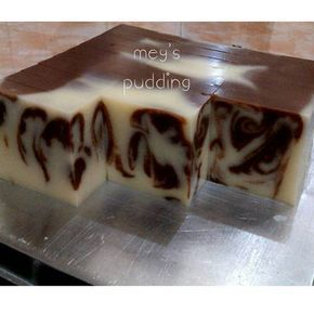 Resep Pudding Marmer Oleh Meylida Mayangsari Resep Pudding Desserts Resep Kue Camilan