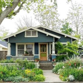40 Amazing Craftsman Style Homes Design Ideas 31 Craftsman Bungalow Exterior Bungalow Exterior Craftsman Bungalows