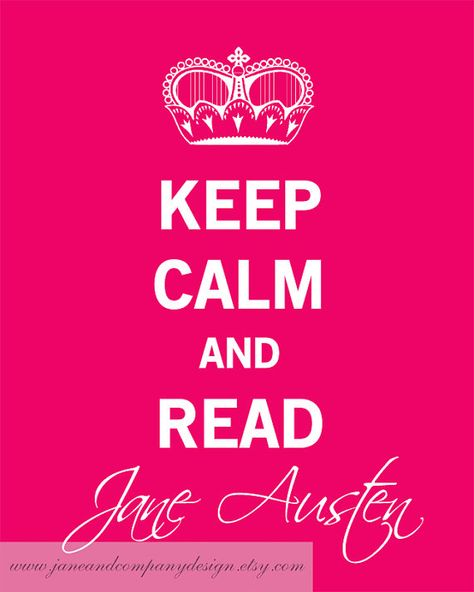 Can never go wrong reading Jane Austen