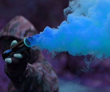 Best Smoke Images On Pinterest Smoke Photography And Amazing - Attaching colourful smoke to drones has spectacular results