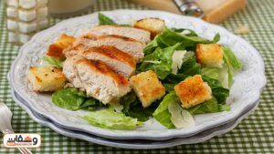 طريقة عمل سلطة سيزر بـ 3 طرق مختلفة Food Chicken Meat