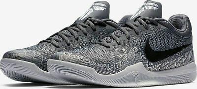 NEW Nike Kobe Mamba Rage Mens Grey