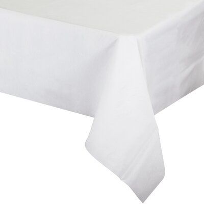 The Party Aisle Paper Tablecloth Size 108 L X 50 W Colour Off White Paper Tablecloth Banquet Tablecloths Tablecloth Sizes