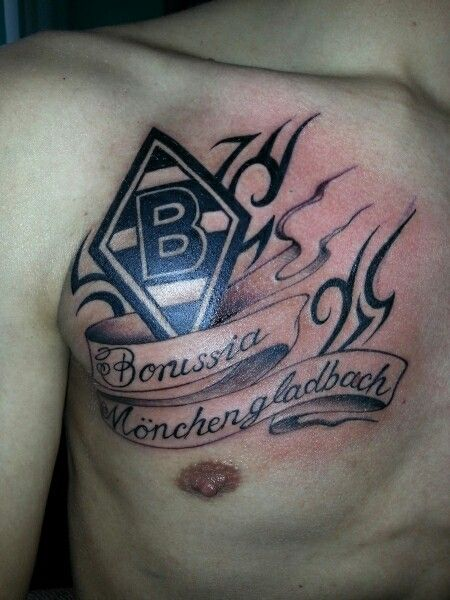 borussia monchengladbach tattoo
