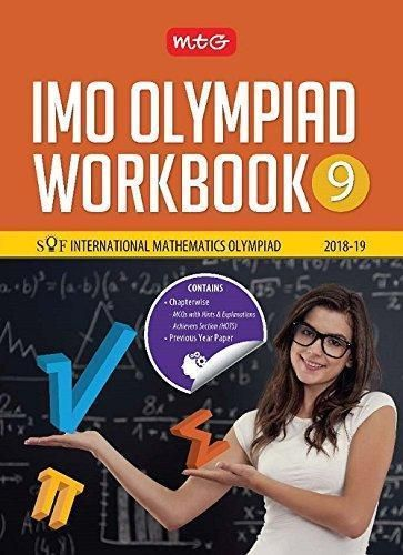 International Mathematics Olympiad Work Book (IMO) - Class 9 (2018
