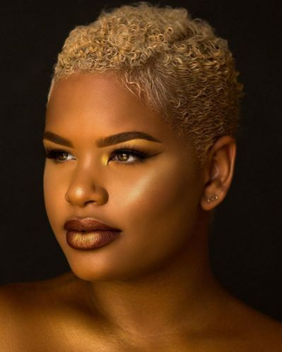 Best 25 Big Chop Hairstyles Ideas On Pinterest Short Big Chop Natural Hair Natural Hair Styles Curly Hair Styles Naturally