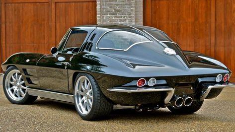 1963 Chevrolet Corvette Resto Mod - 2