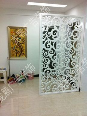 Pin By Said Heddad On Mural Pooja Room Door Design Wooden Partition Design Decorative Room Dividers