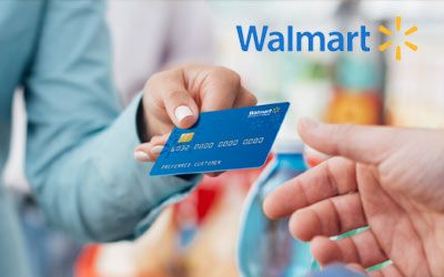 Walmart Credit Card Login Guide A Person Who Is A Regular