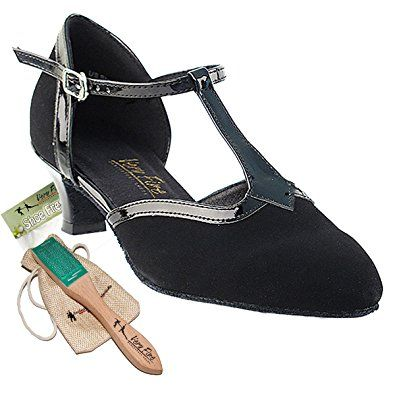 san francisco half off outlet Women's Ballroom Dance Shoes Salsa Latin Practice Shoes 9627EB ...