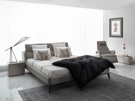 17 best Dream Bedrooms images on Pinterest Bedrooms, Bedding and - schlafzimmer design ideen roche bobois