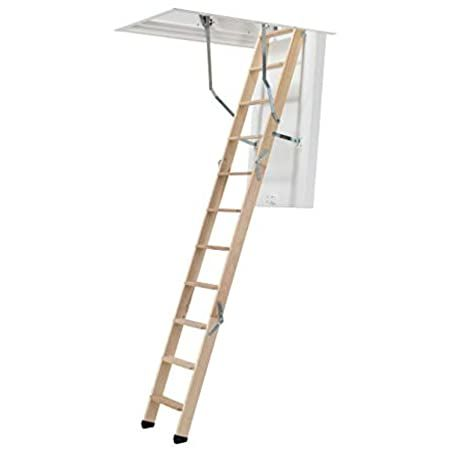 Telesteps 60324 Telescopic Loft Mini Loft Ladder 2 45 M High Amazon Co Uk Diy Tools In 2020 Loft Ladder Mini Loft Telesteps