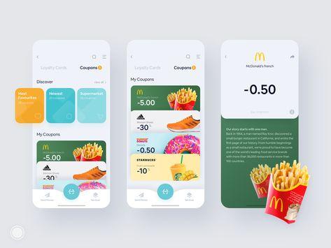 Payment app concept