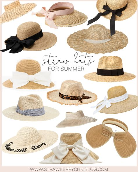 Chic Straw Hats for Every Style