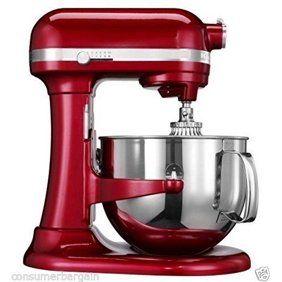 Kitchenaid R Kv25g0xer Professional 5 Plus Stand Mixer 5