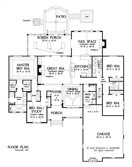 HOME PLAN 1377 – NOW AVAILABLE! | Pantry, Forest grove and House