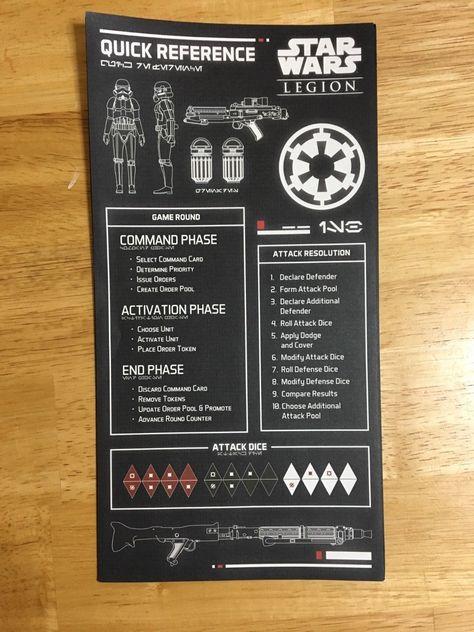 Star Wars Legion Dice Pack Set Game NIB Factory Sealed Brand New FFG