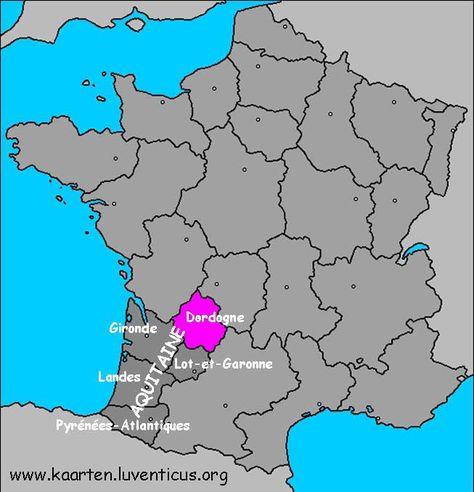 Najaar Dordogne En Zuidwest Frankrijk In 2019 Frankrijk En Kaarten