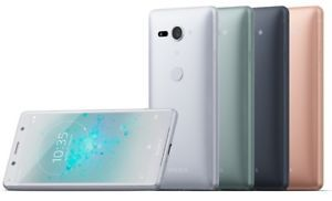 Sony Xperia Xz2 Compact Dual H8324 Factory Unlocked 5 Black Green Pink Silver Sony Sony Xperia Smartphone