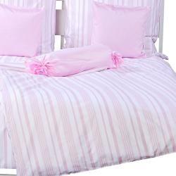 Wendebettwasche Perkal Bettwasche Bettwasche Und Rosa Bett