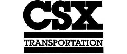 Csx Corporation Tech Company Logos Dow Jones Stock Index