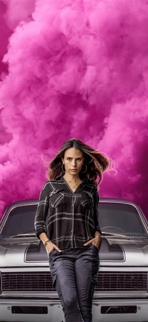 mia in fast and furious 9 2020 movie iPhone X Wallpapers