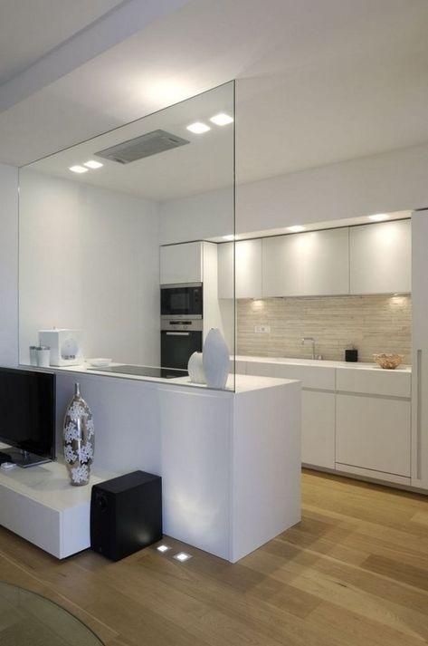 38 Attractive Modern Kitchen Design You Must See TODAY #kitchen #modernkitchen #kitchendesign ~ aacmm.com
