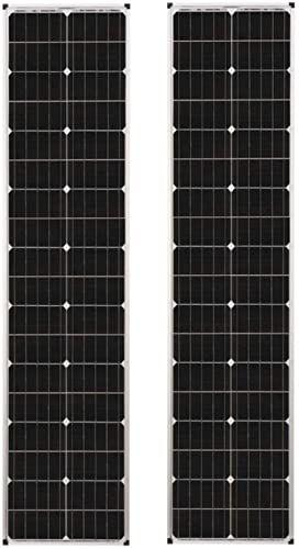 New Zamp Solar 90 Watt Long Solar Panel B Stock Airstream Trailer Camper Van Roof Rv Overland Truck Mounted Module Made In Us