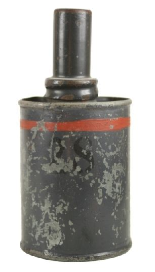 Netherlands Hexiet Rookhandgranaat  Smoke grenade with